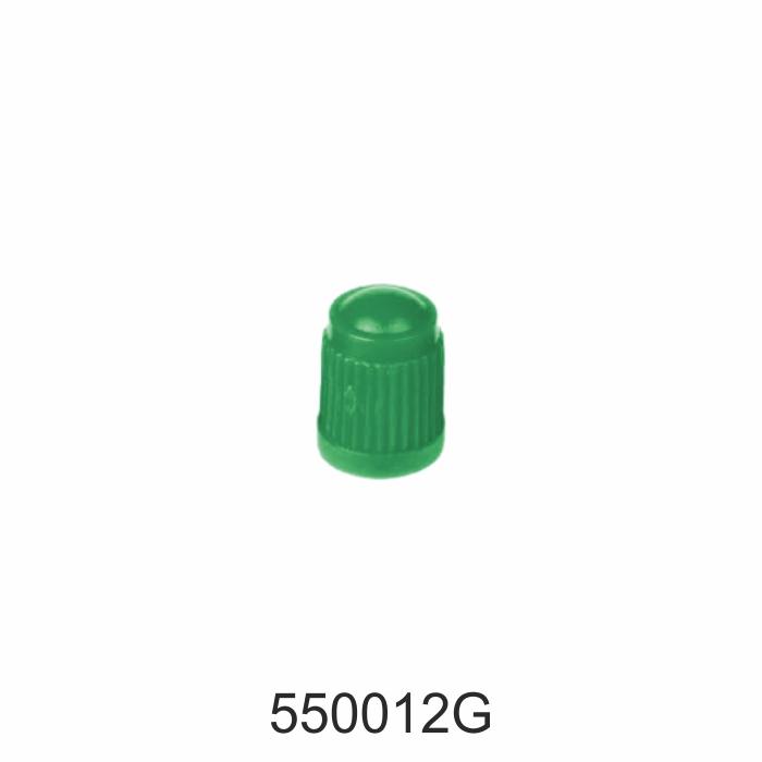 Green Valve Cap in Plastic — Elementor