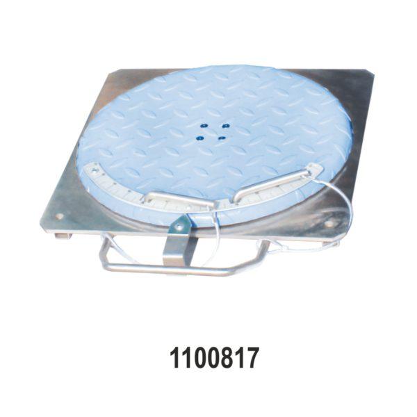 Wheel Alignment Turn Plate for Passenger Car