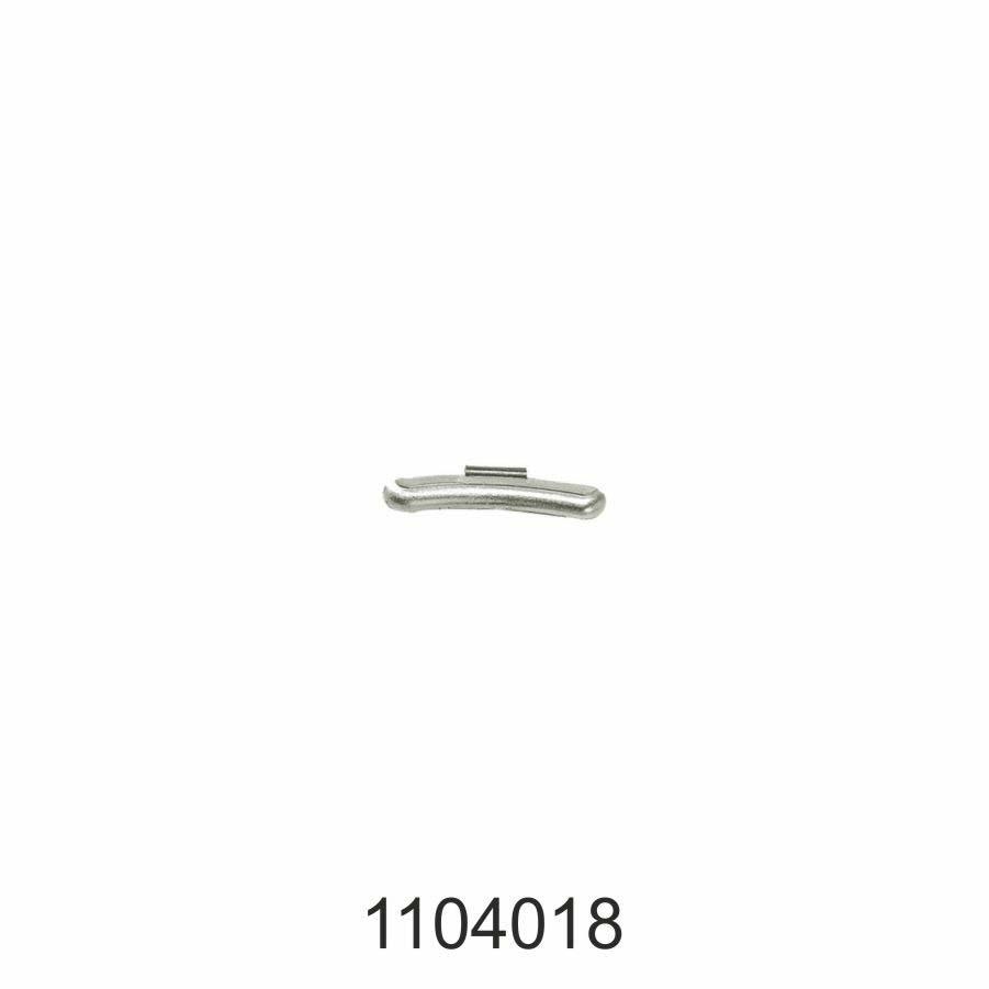 Steel-Clip-Weight-40-Grm