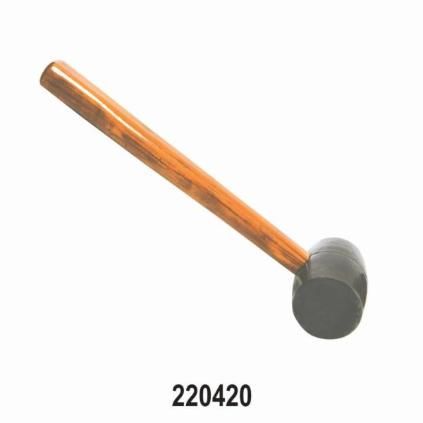 420mm(17″) Rubber Mallet