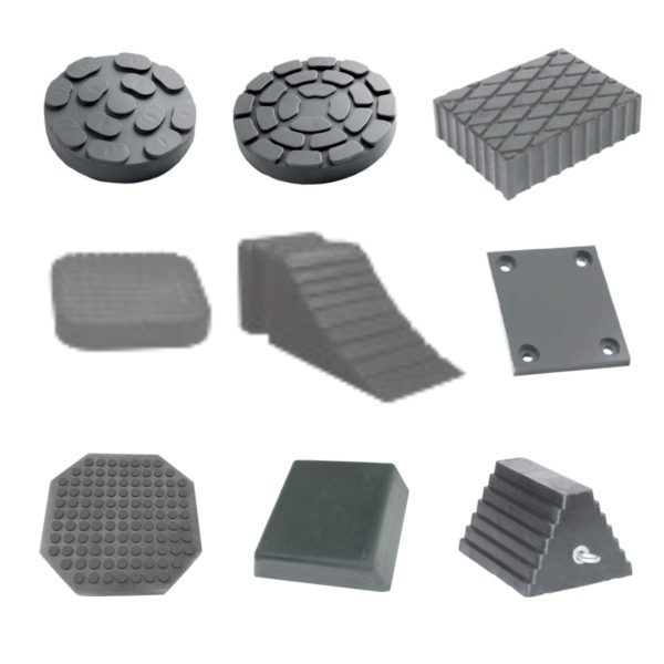 Rubber Pads for Vehicle Lifts
