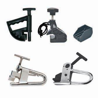 Tyre Mounting Aids & Rim Clamps