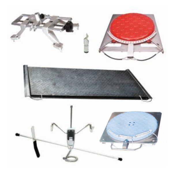 Wheel Alignment Machine Accessories