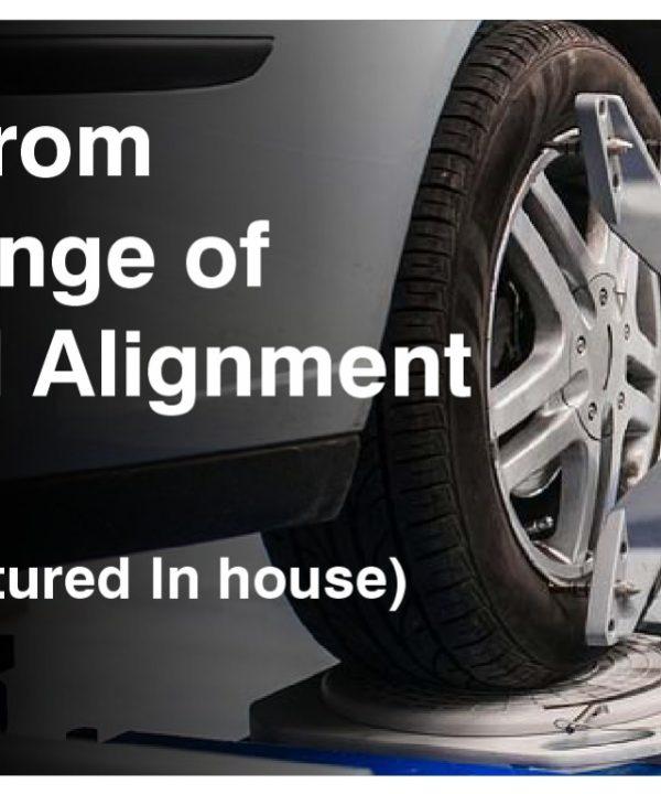 Wheel Alignment Accessories Online